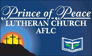 Prince of Peace Lutheran Church, Beulah, ND
